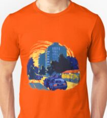 Sunset on 13th Avenue T-Shirt