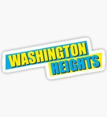 Washington Heights Sticker