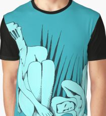 Man With Belfry Graphic T-Shirt