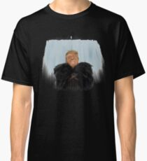 Trump Wall of Ice Classic T-Shirt