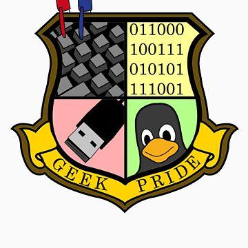 Geek Pride by firesketch
