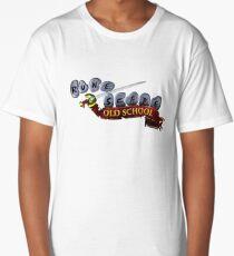 Camiseta larga Runescape Oldschool Logotipo