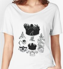CoC scribble pad Women's Relaxed Fit T-Shirt
