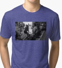 The Sea In The City Tri-blend T-Shirt