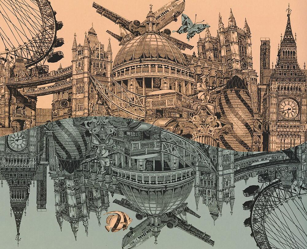 Reflect on London by Emily Wallis