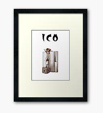 Ico and Yorda Framed Print