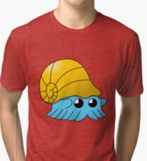 Lord Helix — Give Energy Omanyte Tri-blend T-Shirt