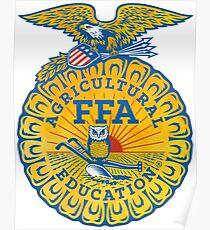 FFA Emblem Poster