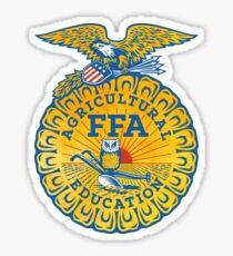 FFA Emblem Sticker