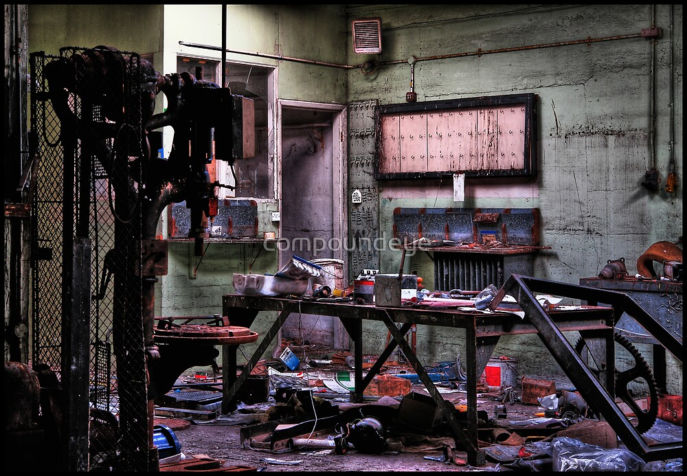 Laboratory of the Devil by compoundeye