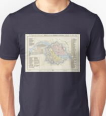 Berlin Map from 1688 T-Shirt