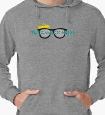 The Game Of Nerds Logo Lightweight Hoodie