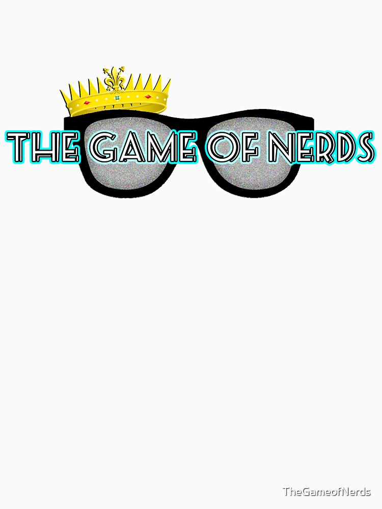 The Game Of Nerds Logo by TheGameofNerds