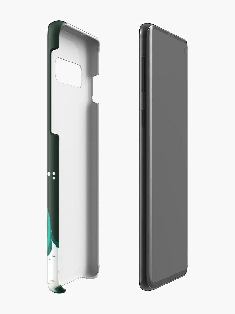 Alternate view of Spirit Bear Case & Skin for Samsung Galaxy
