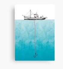 Pesca Canvas Print