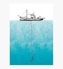 Pesca Photographic Print