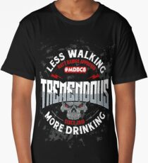 Tremendous - 2017 Bar Crawl Design Long T-Shirt