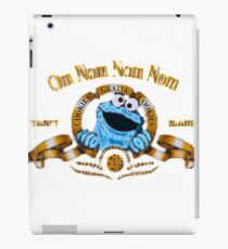 Cookie The Monster MGM Logo iPad Case/Skin