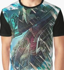 League of Legends TWISTED FATE Graphic T-Shirt