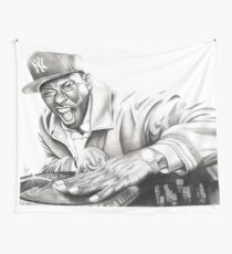 Pete Rock Wall Tapestry