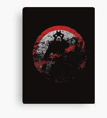 District 9 Icon (Machinewash) Canvas Print