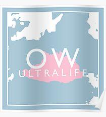 Oh Wonder Ultralife 2 Poster