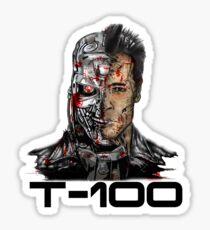 T-100 Sticker