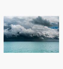 Boat Ahead Photographic Print