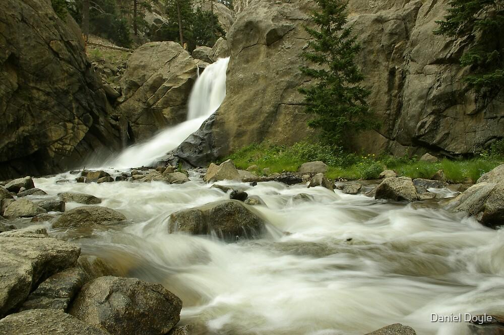 Boulder Falls by Daniel Doyle