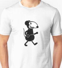 Vintage Wood Mouse 1 T-Shirt