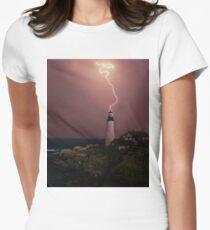Lightning Struck Lighthouse T-Shirt