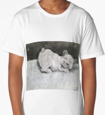 Lucky Pig Long T-Shirt