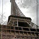 Eiffel Tower by Tausha