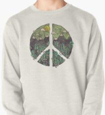 Peaceful Landscape Pullover