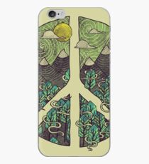 Peaceful Landscape iPhone Case