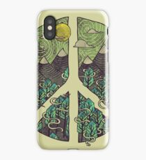 Peaceful Landscape iPhone Case/Skin