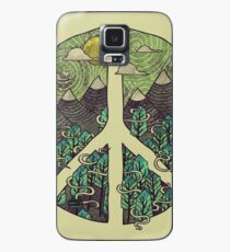 Peaceful Landscape Case/Skin for Samsung Galaxy