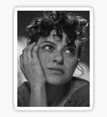 Alia Shawkat Sticker