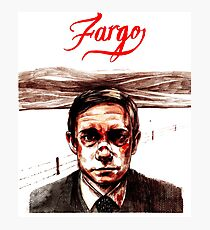 for our Fargo lovers Photographic Print