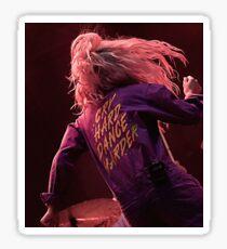 Cry Hard Dance Harder Sticker