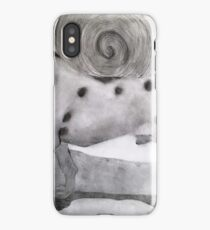 Spotted Dog  iPhone Case/Skin