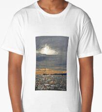 Ships In The Sea Long T-Shirt