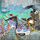 Mural in Ancud by Graeme  Hyde