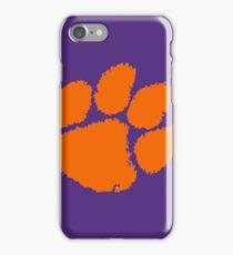 Clemson Tigers iPhone Case/Skin