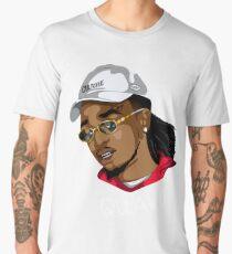 Quavo more swag than us Men's Premium T-Shirt