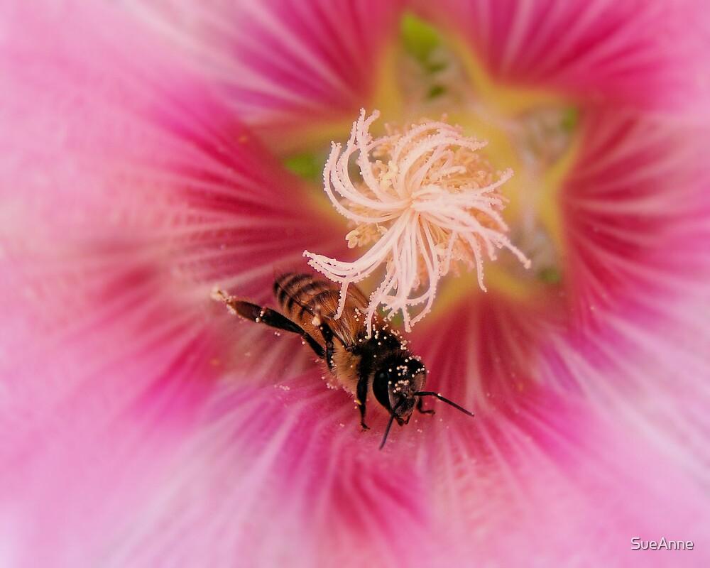 Raining Pollen by SueAnne