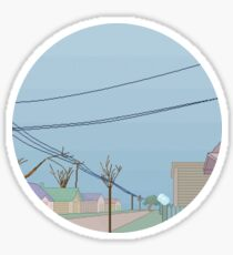 placenames Sticker