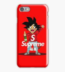 the little goku iPhone Case/Skin