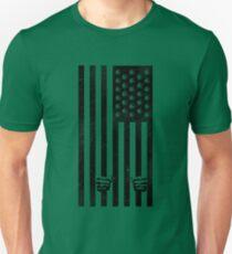Land of the Free Marijuana Mary Jane Shirt T-Shirt