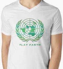 Flat Earth Classic Logo T-Shirt